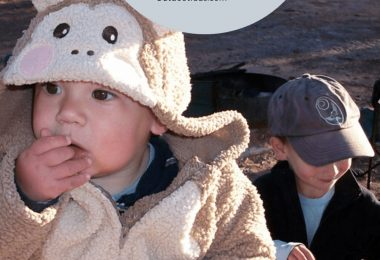 18 Camping Essentials For Babies