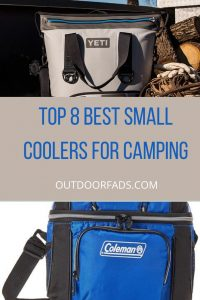 Top 8 Best Small Coolers for Camping