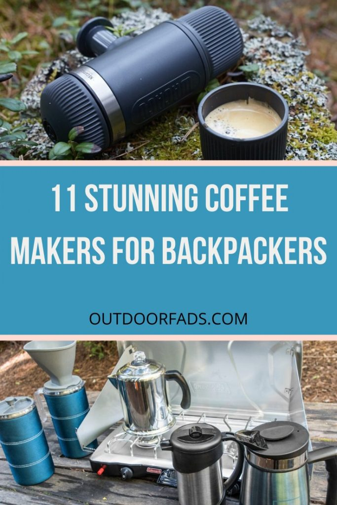 Best Coffee Maker for Backpacking