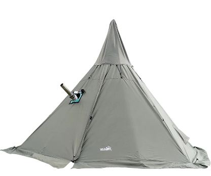 tents with stove jack