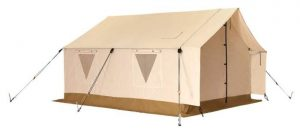 White Duck Alpha Wall Tent