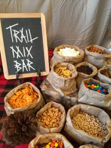 Trail Mix, Bars, and Nuts
