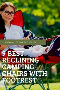 Best Reclining Camp Chair With Footrest