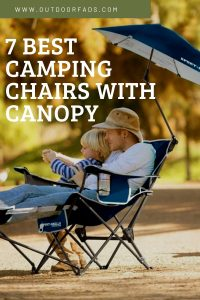Best Camping Chair With Canopy