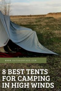 Best Tent For Camping in High Winds
