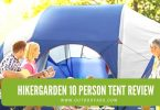 Hikergarden 10 Person Tent Review