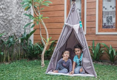 12 Backyard Camping Ideas Your Family Will Love