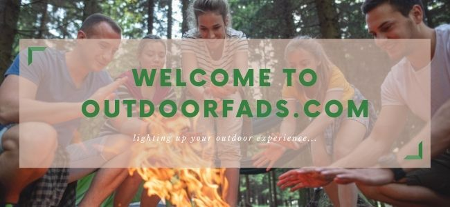 Welcome To Outdoor Fads